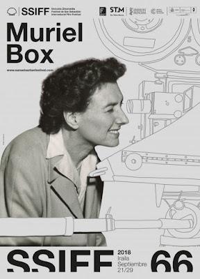 Muriel Box - Retrospectiva en el Festival de San Sebastián 2018