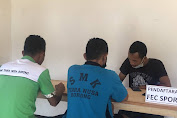Selestinus Iron Targetkan SMK Tiara Nusa Juara Liga FEC