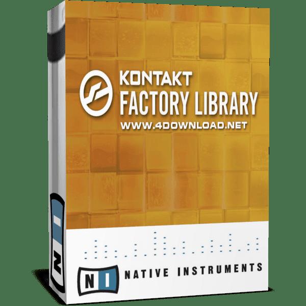 Download Native Instruments - Kontakt 5 Factory Library