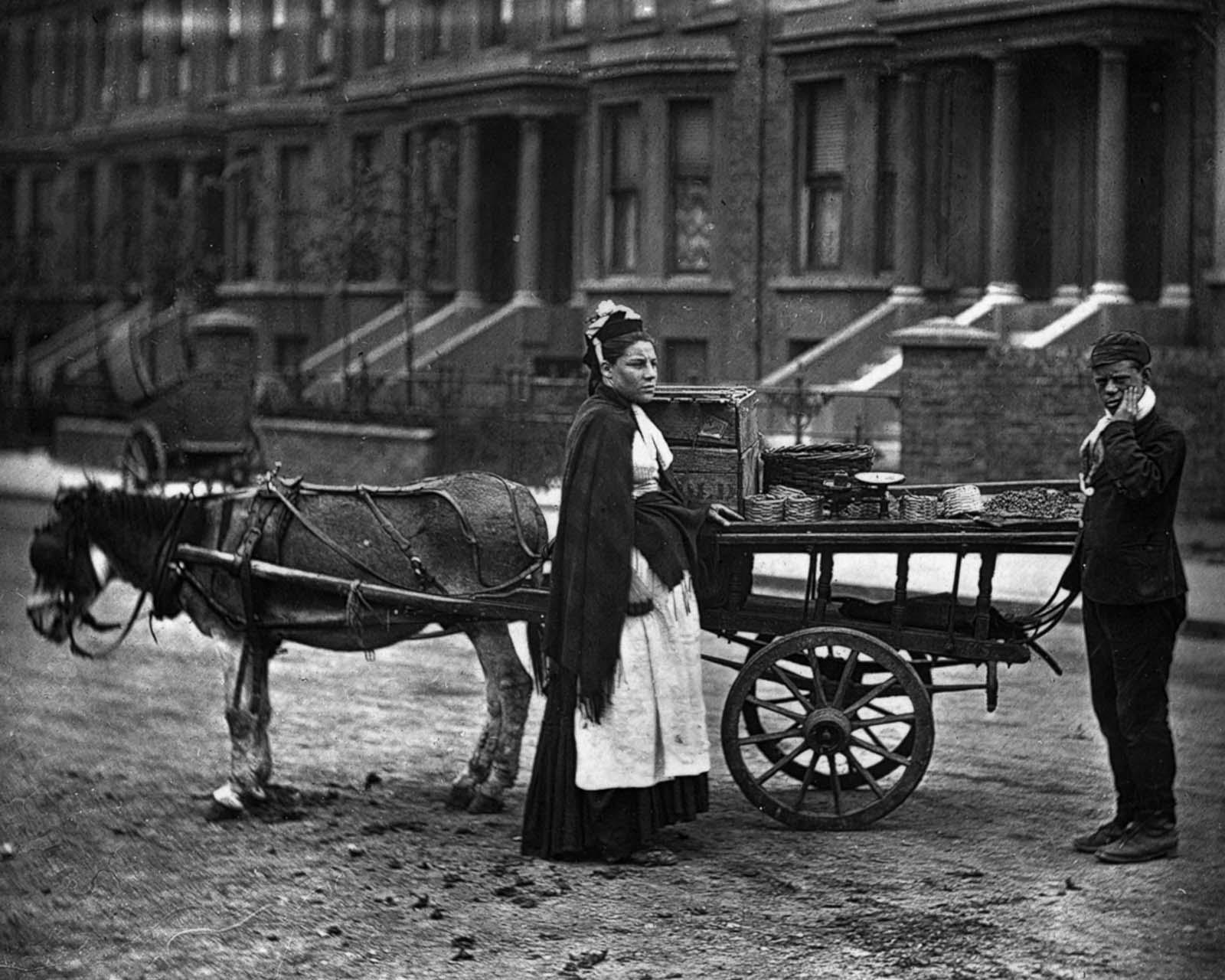 street life victorian london