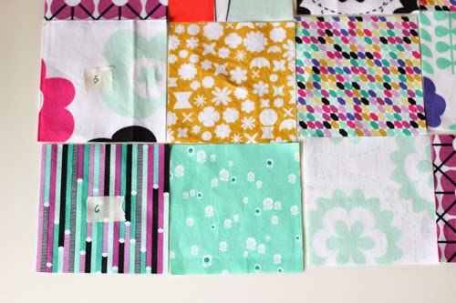 Chain Piecing Tutorial - In Color Order