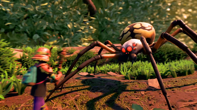 Grounded big spider Xbox Games Showcase