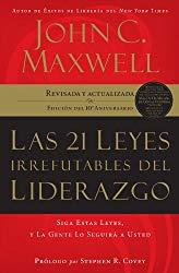 10 libros de liderazgo - Las 21 leyes irrefutables del liderazgo