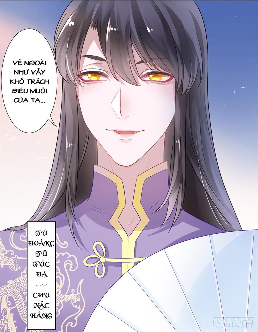 Hoàng phi 9000 tuổi chap 8 - Trang 23