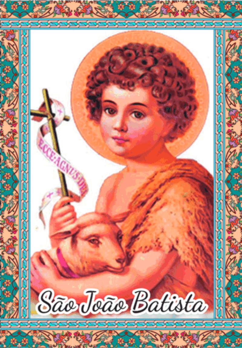Oração de São João Batista
