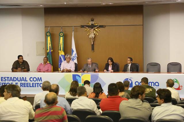 Governo do Estado capacita prefeitos eleitos e reeleitos sobre questões ambientais