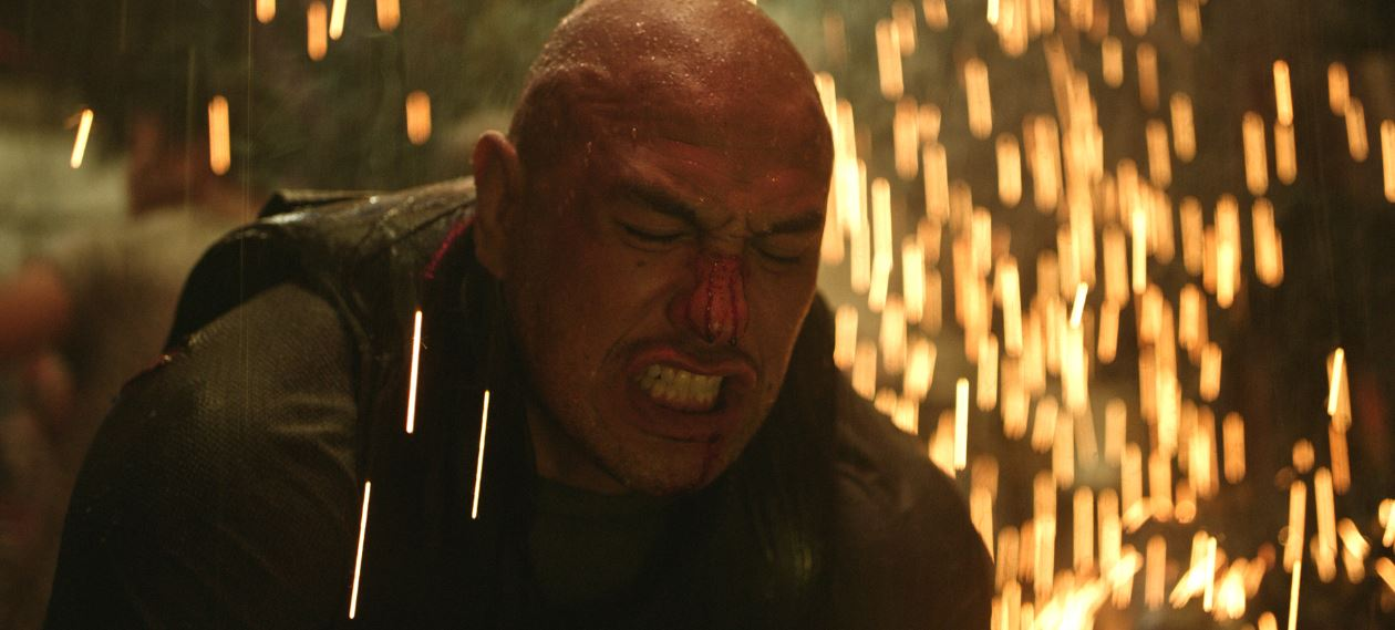 Brandon Vera as Rico Yatco in 'BuyBust'/Viva Films