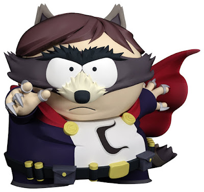 JUGUETES - SOUTH PARK Retaguardia en peligro  Mini Figura The Coon | Ubisoft 2016  Comprar en Amazon España