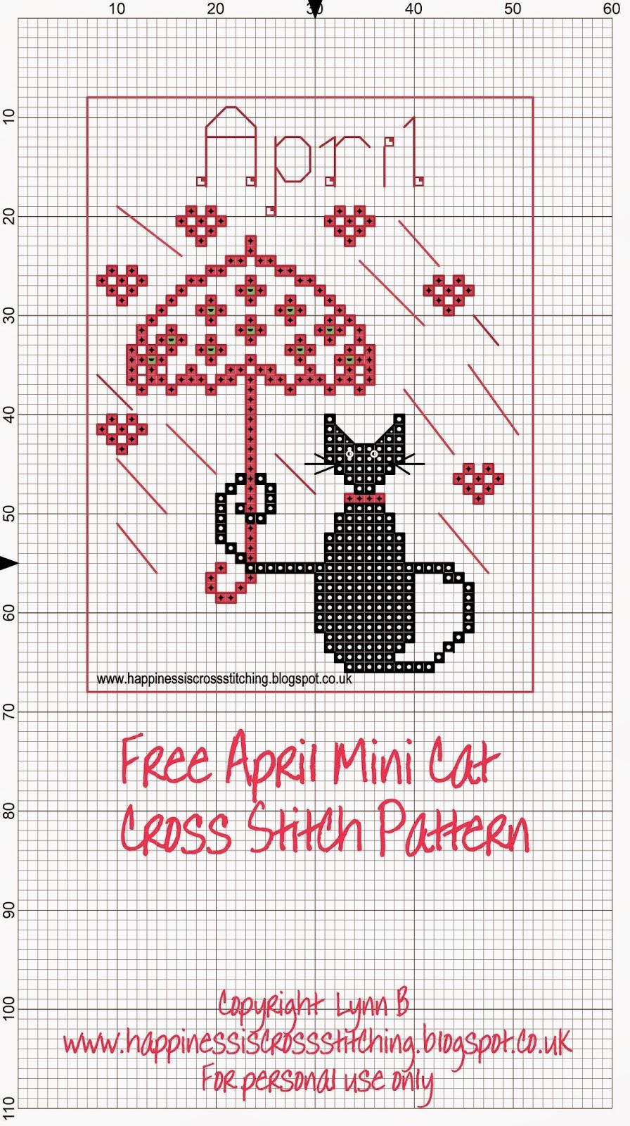 Cross stitch freebies blog