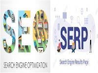 Perbedaan Antara SEO Dengan SERP dan Fungsinya