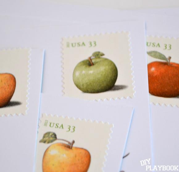 $.33 Postcard Stamp
