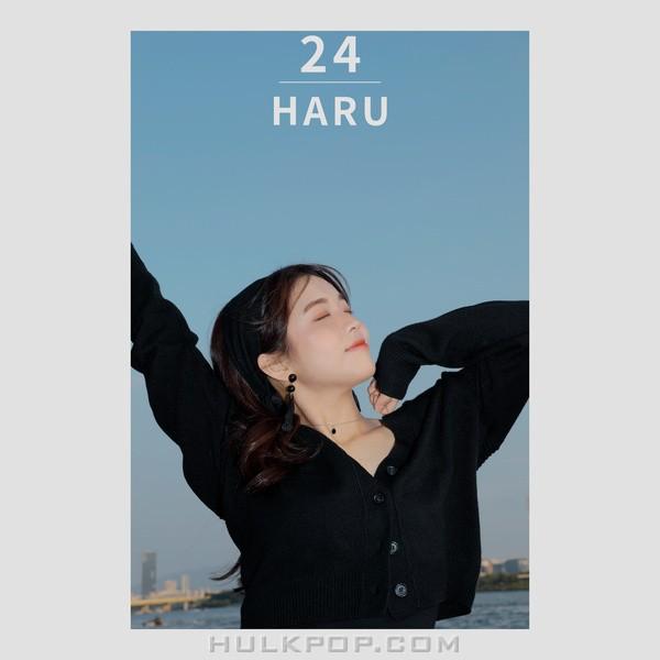 HARU – 24 – Single