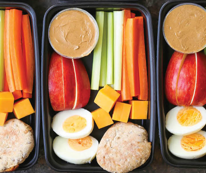 COPYCAT STARBUCKS PROTEIN BISTRO BOX #protein #healthydiet #whole30 #lowcarb #recipes