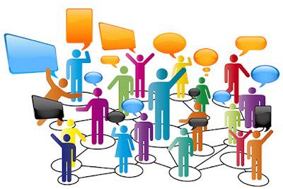 Pengertian Komunikasi Daring (Dalam Jaringan)