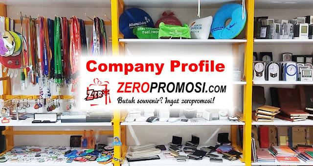 Company Profile - ZeroPromosi