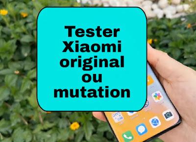 Comment vérifier la version du téléphone Xiaomi est-elle officielle au niveau mondial ou mutation?