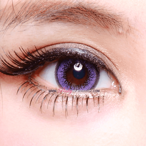 Geo Violet Wing Close-up