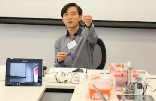 香港教育科技促進協會 - 正向行為 STEM「小小手拼出大世界」初班