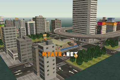 Tokyo Drift Map