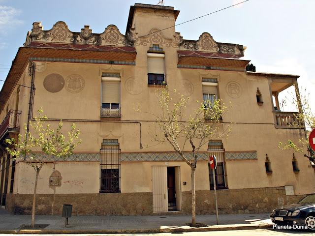 Casa de Bonaventura Raspall