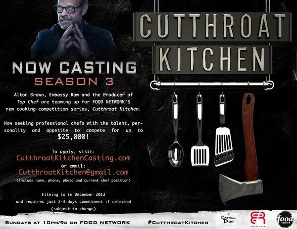Cutthroat Kitchen After Show Season