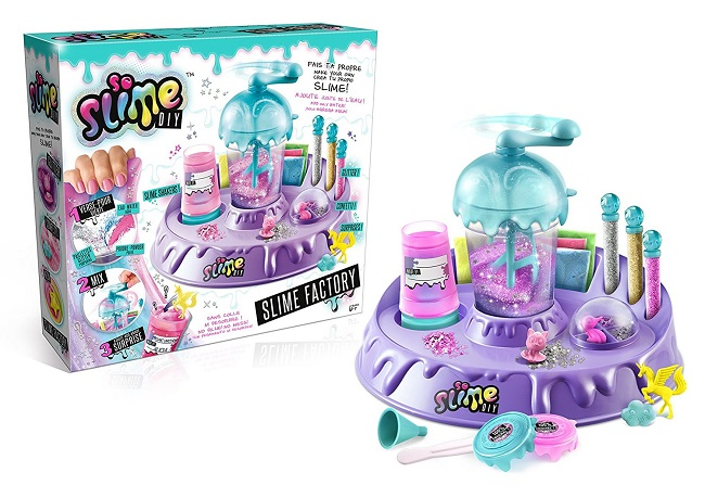 Slime Factory - Juego creativo, color morado en Amazon
