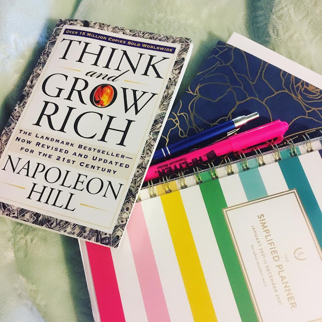 Summary: Think and Grow Rich By Napoleon Hills