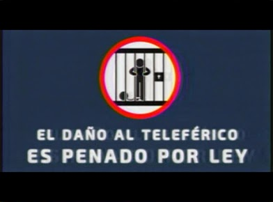 REGLAS PARA USAR MI TELEFÉRICO EN LA PAZ