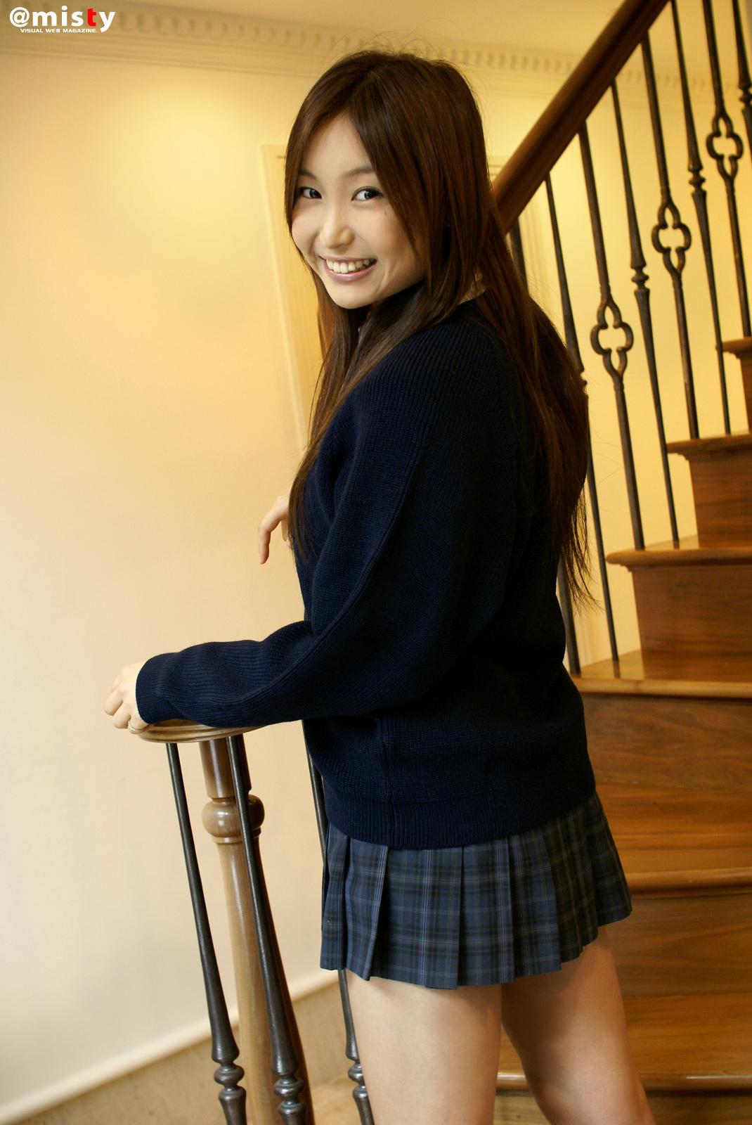Sanokjiji Sexy Tokyo Teen Posing In School Uniform-4684