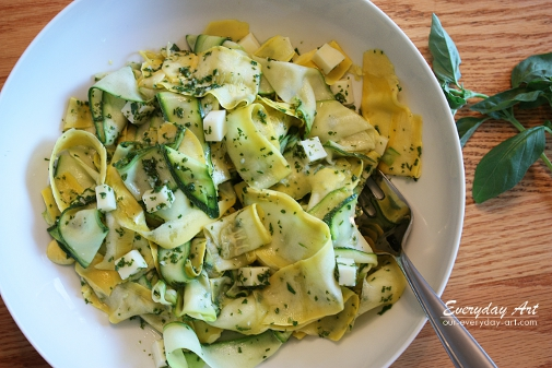 Image source: http://www.our-everyday-art.com/2012/08/marinated-zucchini-and-yellow-squash.html