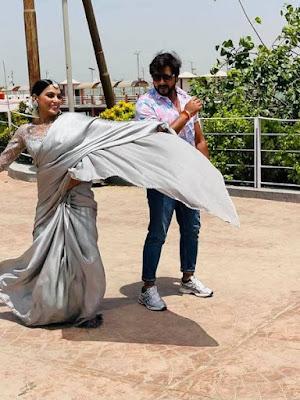 E Rishta Janam Janam Ke Bhojpuri film song