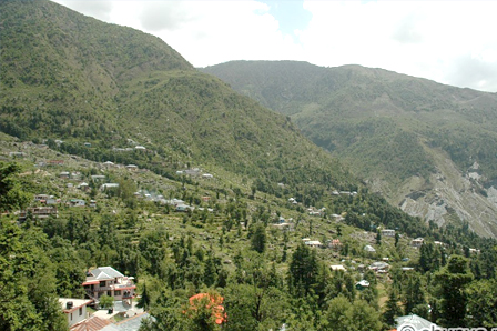Dharamsala Attraction : Dharamkot Dharamsala