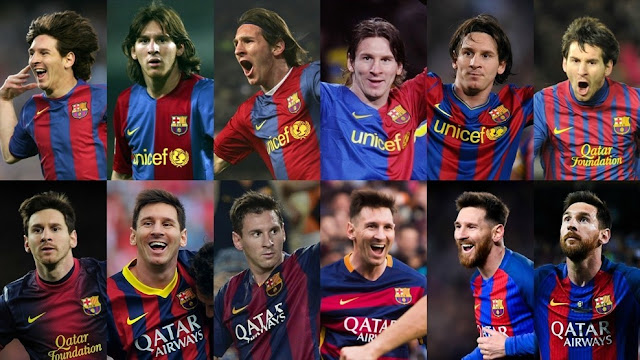 Happy birthday Lionel Messi! His career in 30 facts