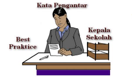Contoh Kata Pengantar Best Praktice Kepala Sekolah