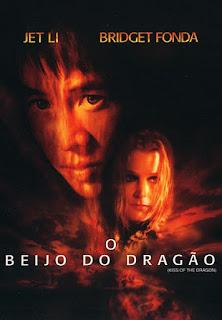 O Beijo do Dragão - BDRip Dual Áudio