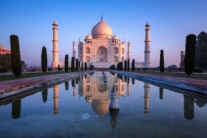 Taj Mahal, Sаkѕі Bіѕu Kisah Cіntа Abаdі dаrі Indіа уаng Melegenda