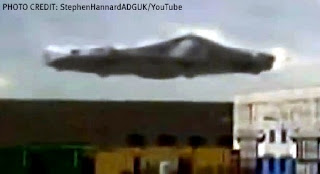 UFO From Planet CGI Lands in New Mexico