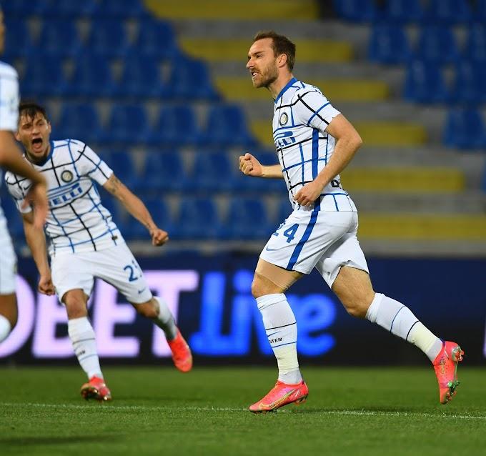 Inter a un passo dallo Scudetto: battuto anche il Crotone