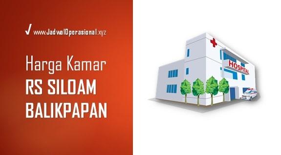 Tarif Kamar RS Siloam Balikpapan