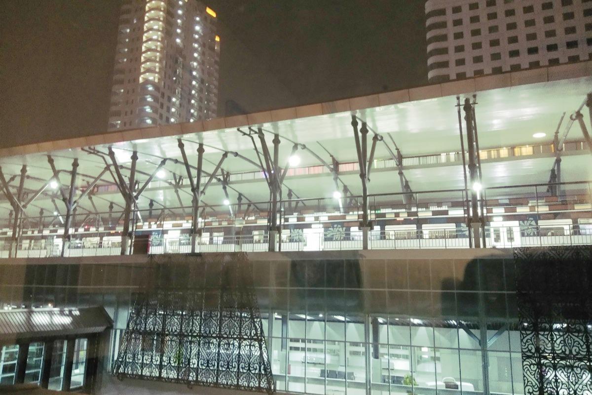 Foto View dari Jendela Kamar D'primahotel Medan