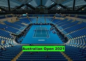 2021 Australian Open, Tournament, Schedule, dates, start times, Each round, AusOpen, AO2021, Final.