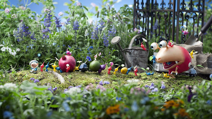 Pikmin 3 Deluxe Review snapshot