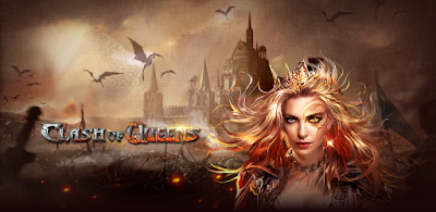 Clash of Queens Dragons Rise Apk for Android Online Game