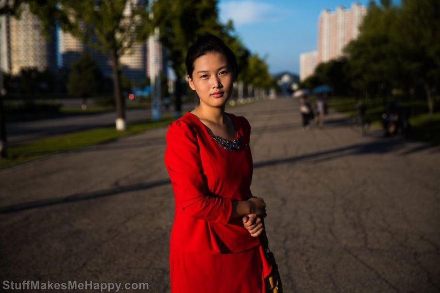 The Atlas of Beauty - 21 Pictures Of Women From North Korea, Which Prove That The Beauty is Still Alive