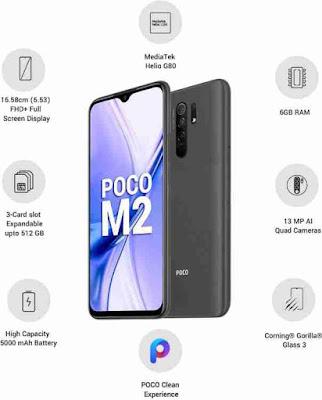poco-m2,gamingphone,smartphone