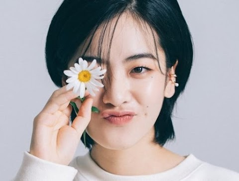 Lee Joo Young shows 'Flower Power' for a new brand campaign