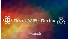 React v16 + Redux avancé