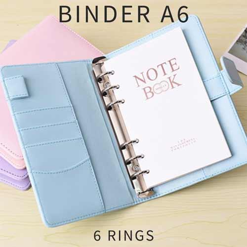 ukuran kertas binder a6