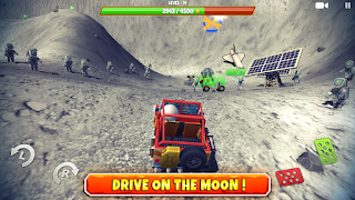 Zombie Offroad Safari Apk Mod v1.1 Terbaru Full version