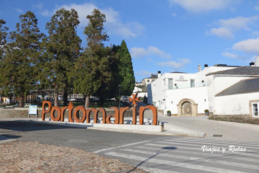 Portomarín, Lugo